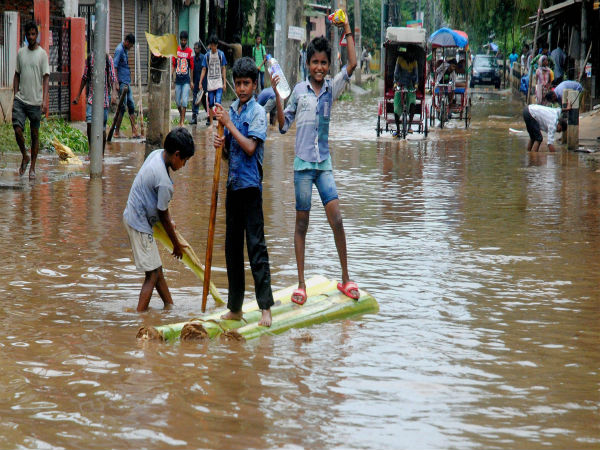 floods children