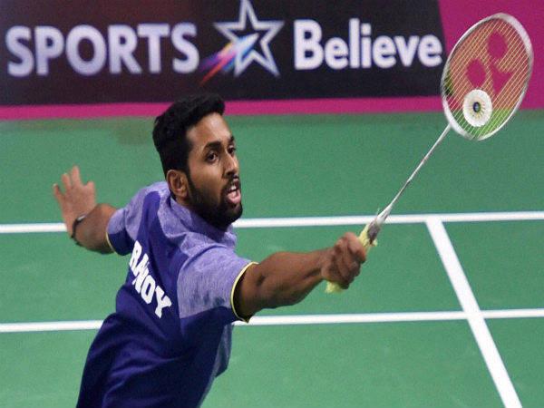 HS Prannoy stuns World Champion Chen Long to enter Indonesia Open semis