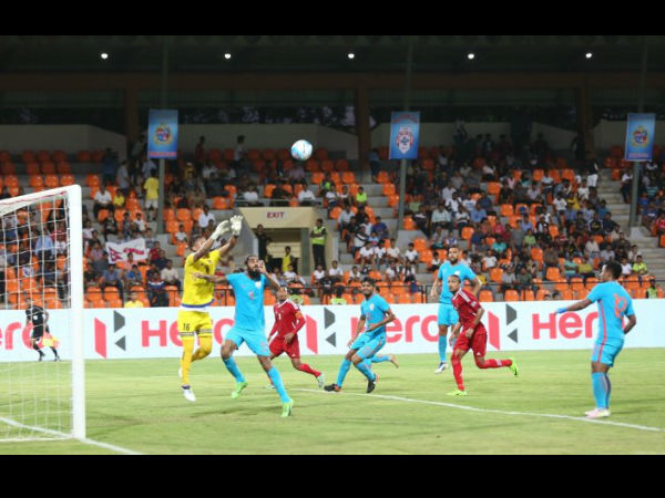 Jhingan, Jeje score as India drub Nepal 2-0 in an international friendly