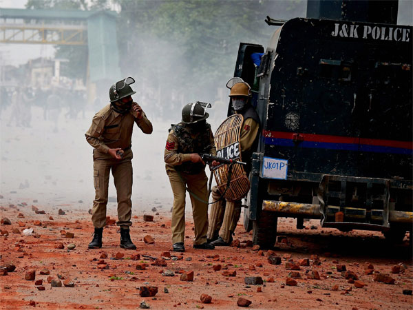 Kashmir is killing its own: 17 J and K policemen killed this year alone