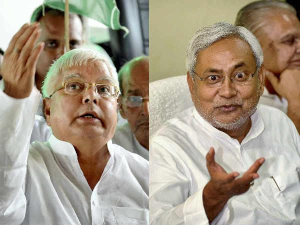 Nitish Kumar denies rumours of tension in the Mahagathbandhan