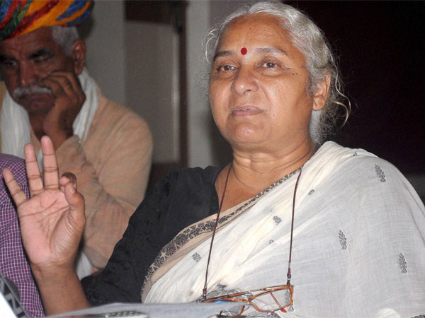 NBA activist Medha Patkar (PTI File Photo)