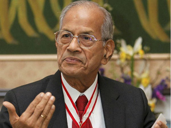 India's Metro man E Sreedharan