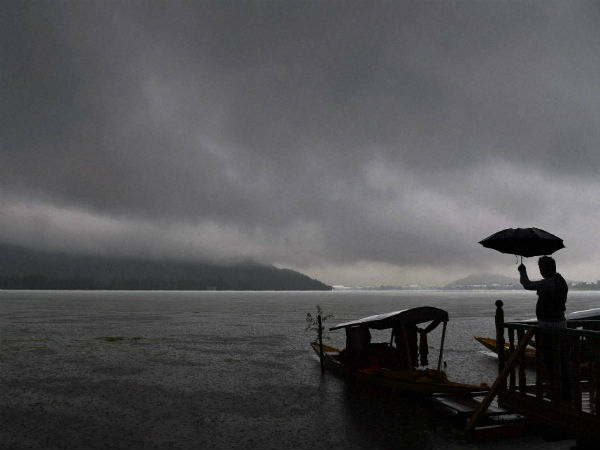 Low pressure area may lead to heavy rainfall in Kerala