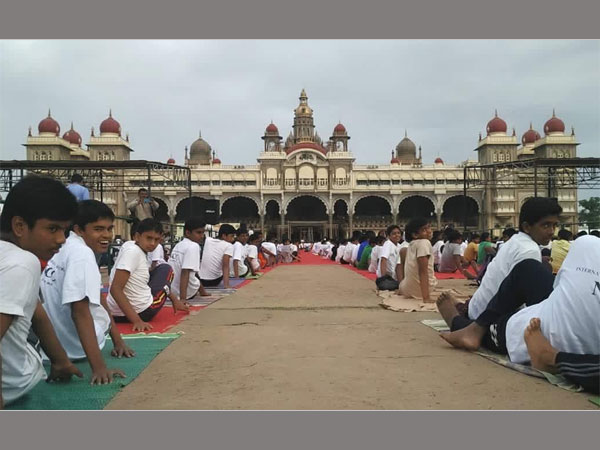 Mysuru eyes Guinness record on International Yoga Day