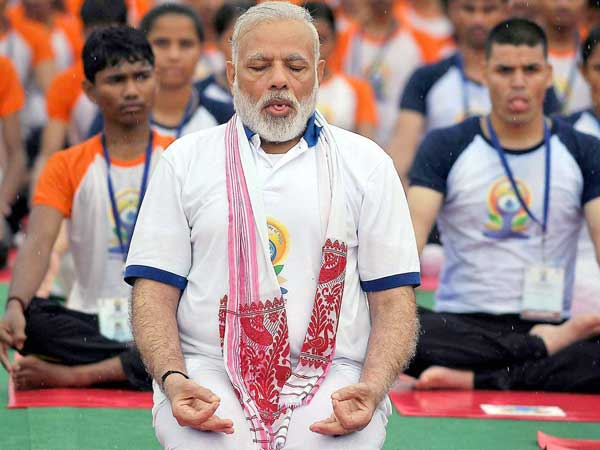 International Yoga day: Cyclic meditation is PM Modi's favourite