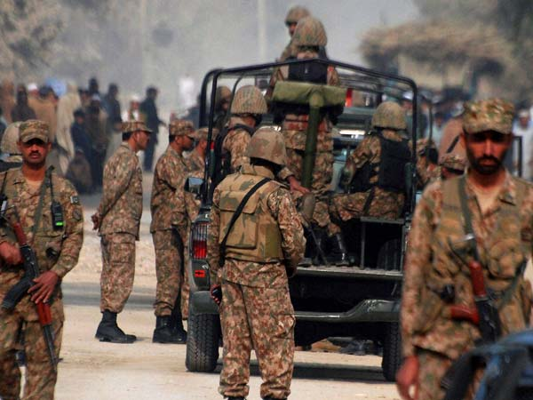 Balochistan: Two Pakistan Navy personnel killed