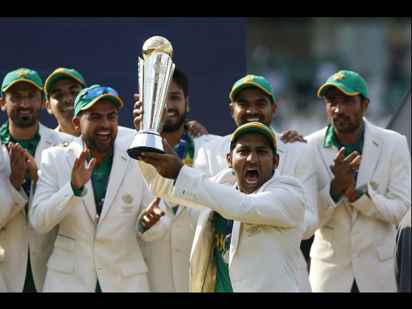 Pakistan wins Champions Trophy, crushes arch-rival India