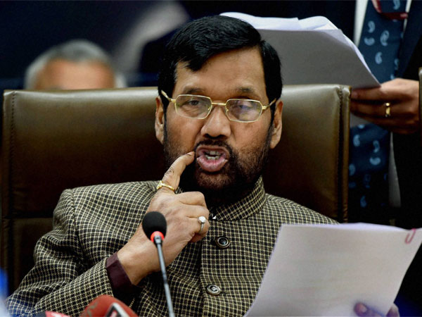 Paswan suggests BJP should change its anti-Muslim image