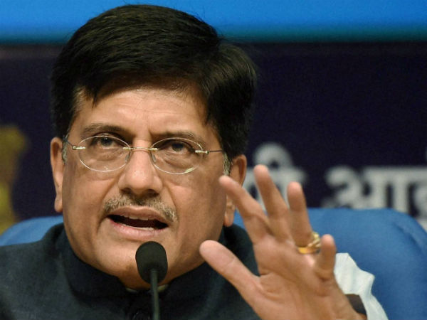 No proposal to split Coal India's arms as separate companies: Piyush Goyal