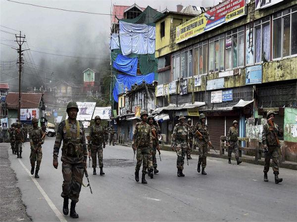 GJM ally BJP mulls an alternative arrangement for the Darjeeling Hills