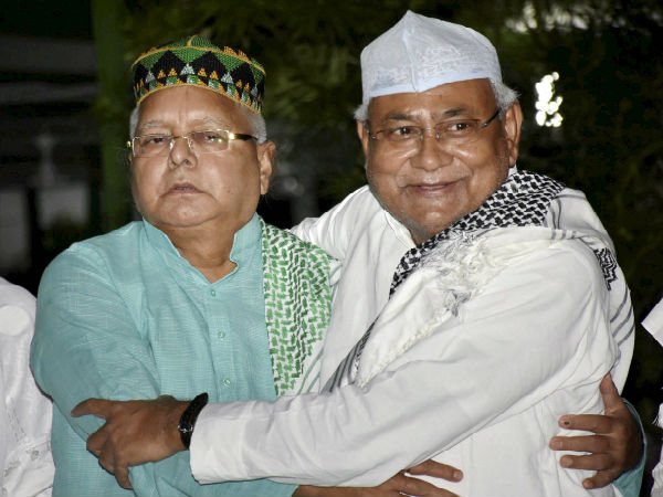 Lalu again appeals to Nitish to reconsider decision on Kovind