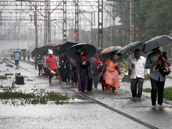 Weather: June 24 forecast, monsoon rains to continue over Mumbai