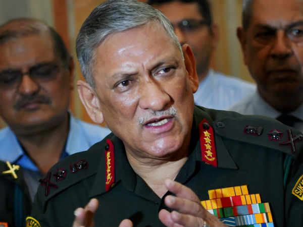 War with China, Pakistan at the same time cannot be ruled out: Army chief