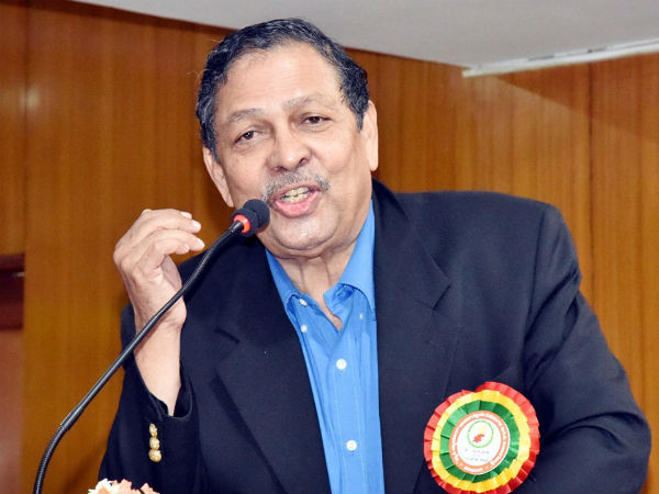 Brahmachari peacock: Uphold seriousness of judiciary says Justice Hegde