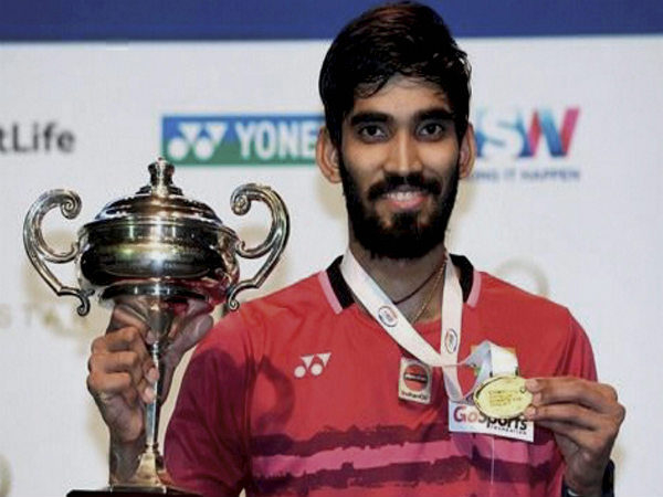 Srikanth enters top 10, Sindhu drops 1 spot in latest BWF rankings