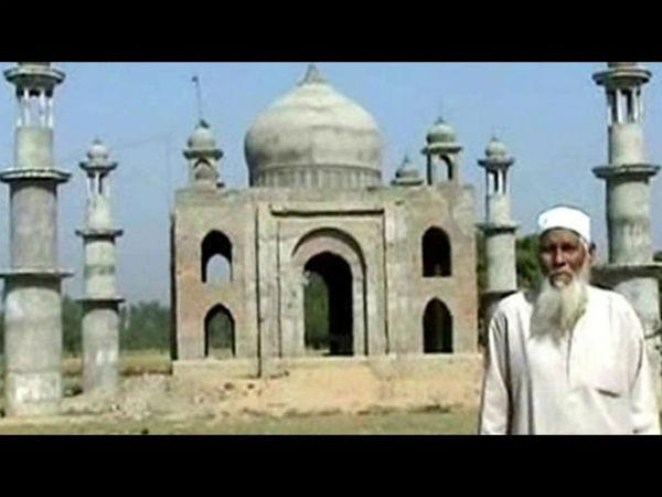 In his journey of love, UP Muslim man surrenders his 'Taj Mahal' dream to build girls' school