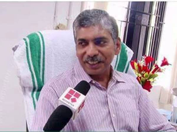 Kerala DGP Jacob Thomas
