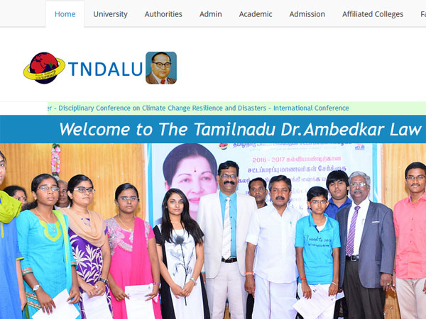 TNDALU Admission 2017 rank list soon, everything you should know