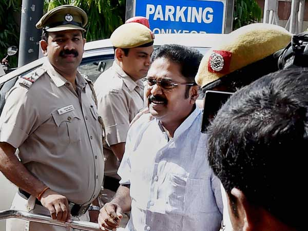 EC bribery case: TTV Dinakaran granted bail