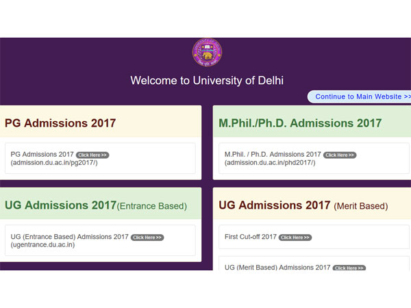 DU UG May-June Semester Exam 2017 results declared, how to check