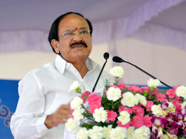 Include chapter on 'emergency' in school books says Naidu