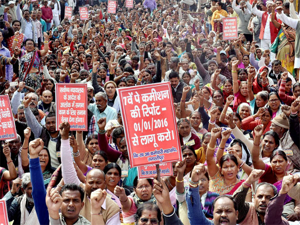 7th Pay Commission: Betrayed of 18 months allowance, govt employees to stage nation-wide protest