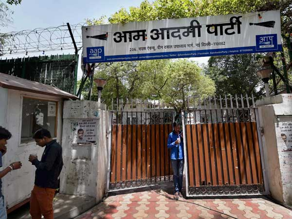 AAP Fined by Delhi's PWD for 'Unauthorised Occupation' of Bungalow