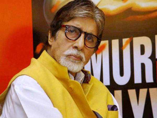 Here's why Congress wants Amitabh Bachchan to withdraw from the GST campaign