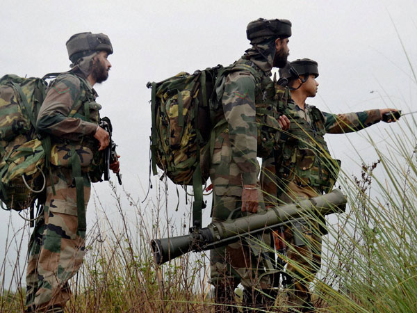 J&K: Terrorists attack at Army patrol party in Pulwama