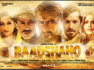 Baadshaho Official Teaser