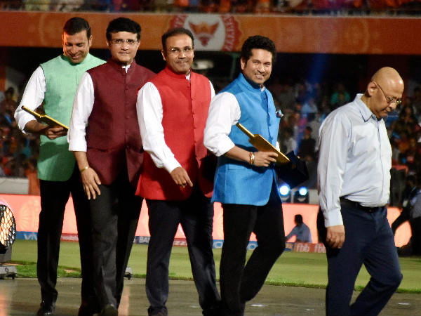 Image result for Sachin, Sourav, Laxman did not ask for money to select coach: BCCI