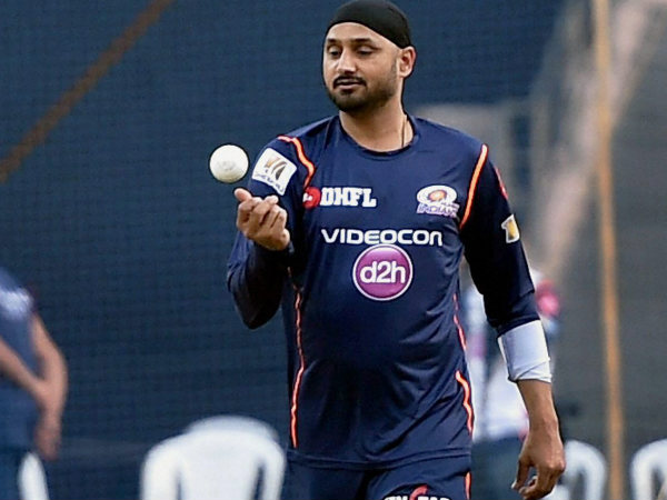 File photo: Harbhajan Singh