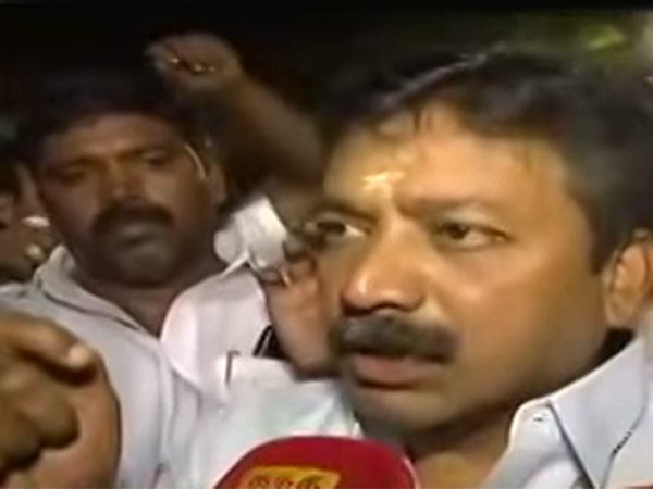 Merger talks panel wasn't doing anything towards development Panneerselvam