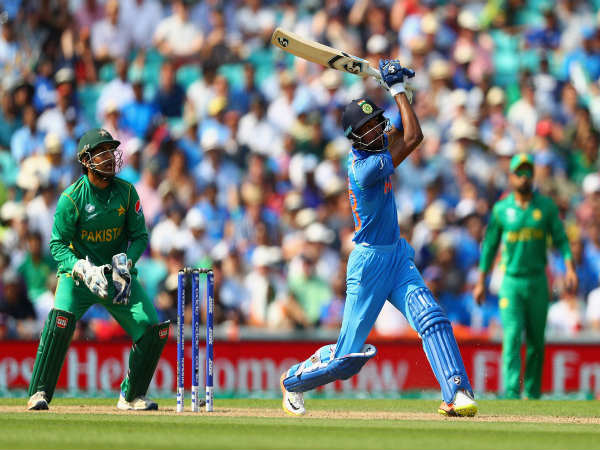 What makes the Pak-India Champions Trophy final historic?