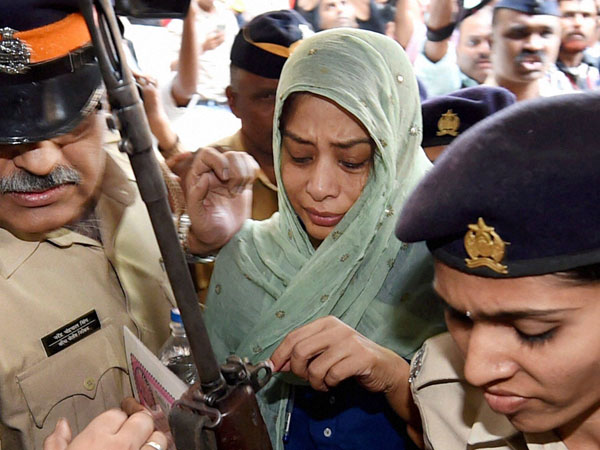 Indrani Mukerjea among 200 booked for jail riot