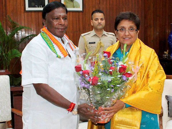 Puducherry Assembly passes resolution seeking to curb LG's powers
