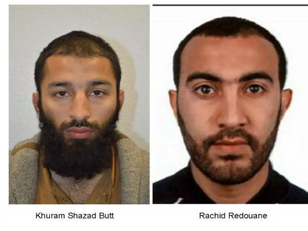 London Terrorists Named: Known to Police, Born in Pakistan