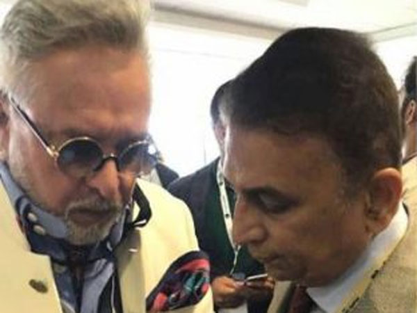 Mallya drops in at Kohli event; Indian team avoids him