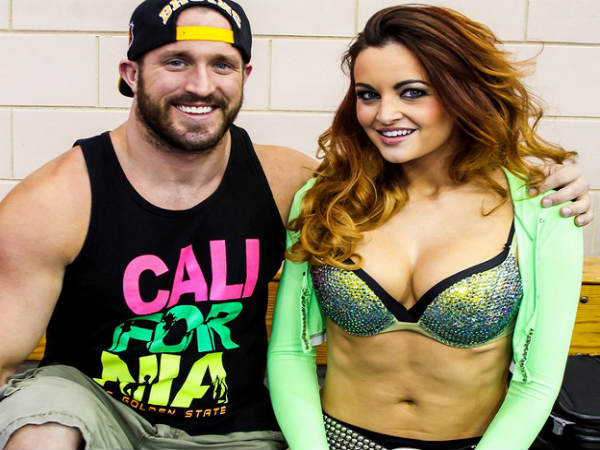 Maria Kanellis returns, Mike Bennett debuts at WWE Money in the Bank