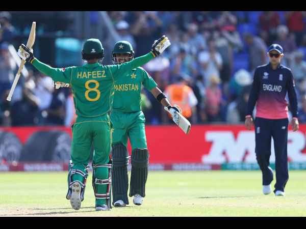 Pakistan into Finals of Champions Trophy