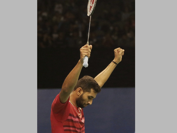 Indonesia Open: HS Prannoy Roy stuns Olympic Champion Chen Long, enters semifinals