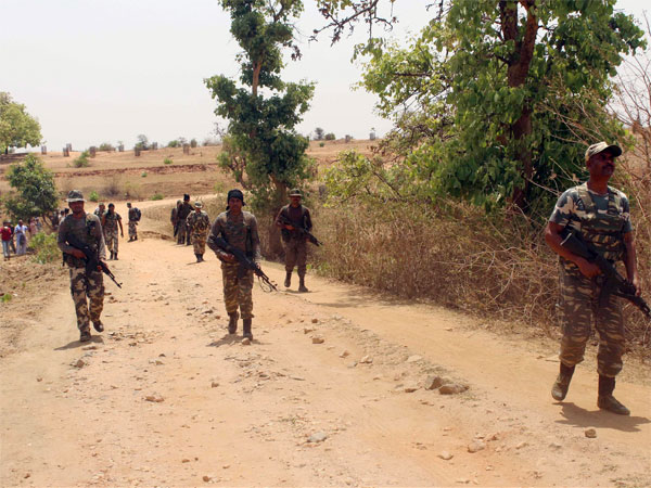 Three security personnel killed, five injured in two Maoist attacks in Sukma