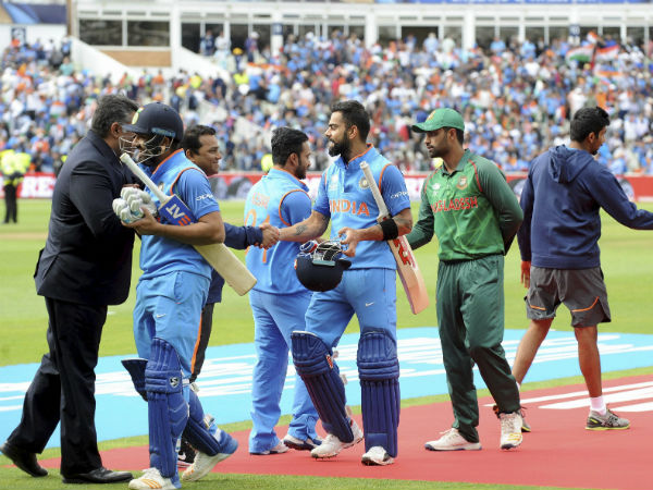 Bangladesh set India 265-run target to enter Champions Trophy final