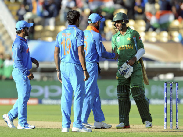 A file picture from India-Pakistan game at Champions Trophy 2017