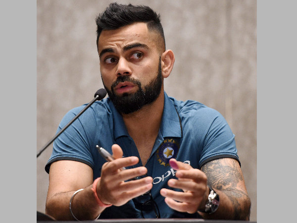 File photo: Virat Kohli