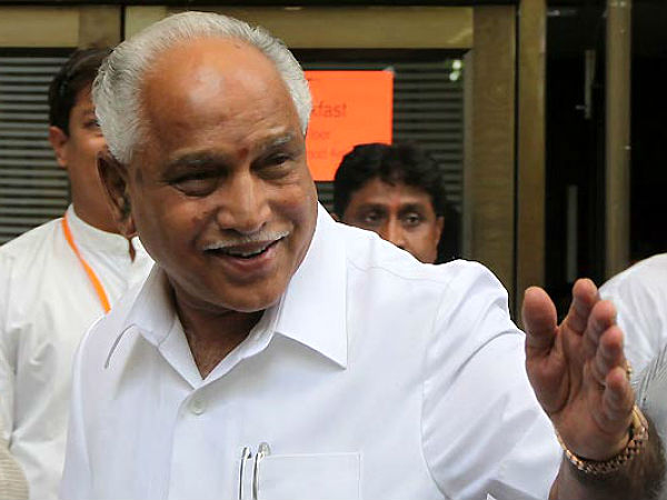 """With me as CM and Modi as PM, Cauvery issue will be resolved,"" says Yeddyurappa"