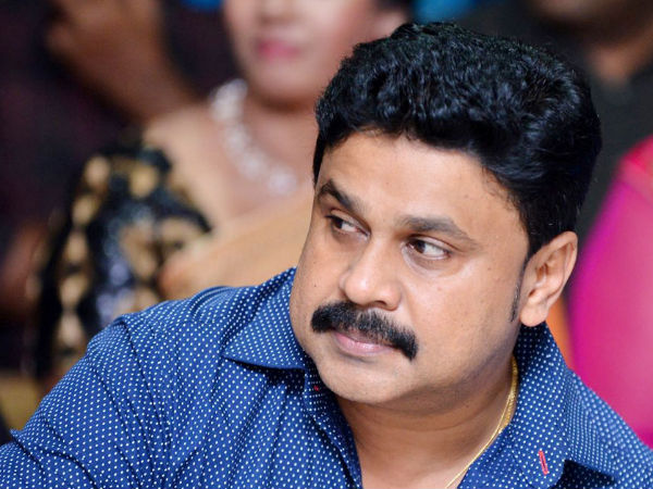 Actor Dileep arrested