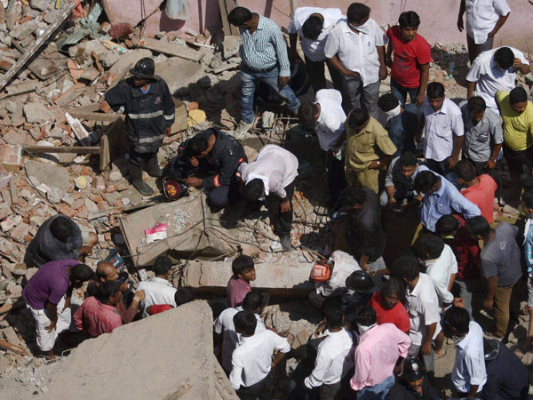 Ghatkopar building collapse: After personal loss, EMI woes for flat owner