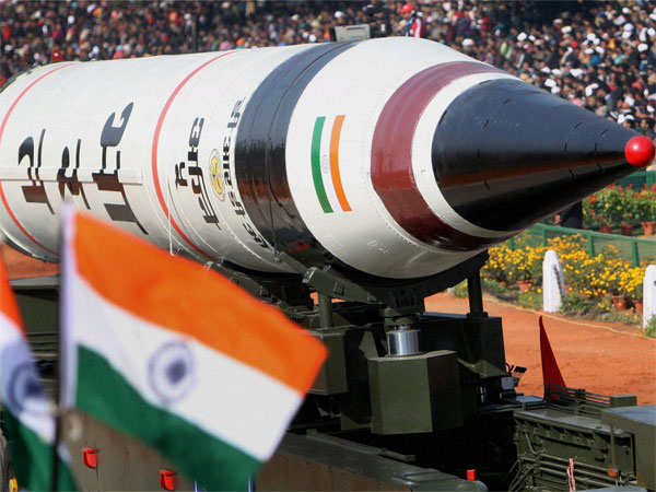 """India making a missile that can target the whole of China"""